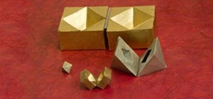 Make Nested Cube and Octahedron Boxes