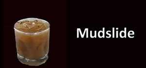 Make a mudslide
