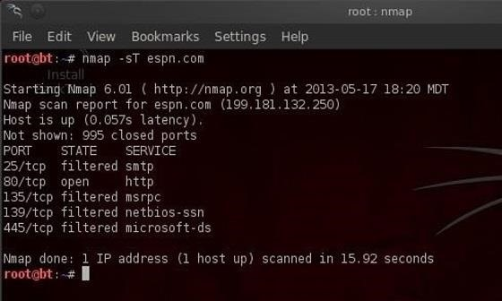Hack Like a Pro: How to Conduct Active Reconnaissance and DOS Attacks with Nmap