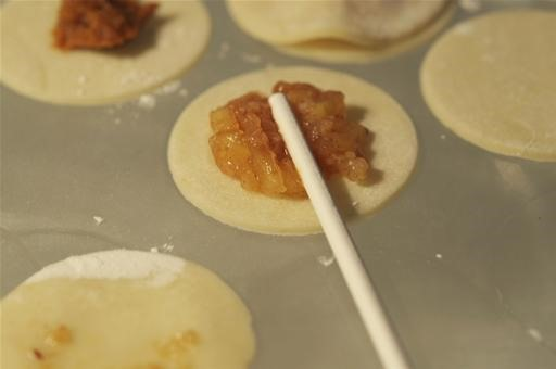 DIY Pie on a Stick