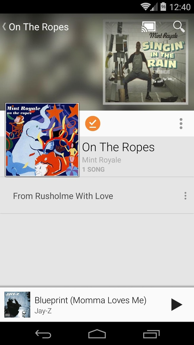 How to Download Songs from Google Play Music for Offline Use in Any App on Your Nexus 5