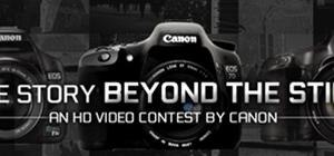 Canon's 'Story Behind the Still' Contest