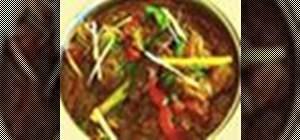 Make karahi chicken