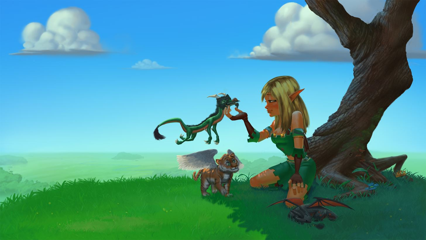 Meeting the Dungeon Defenders: An Interview with Trendy Entertainment