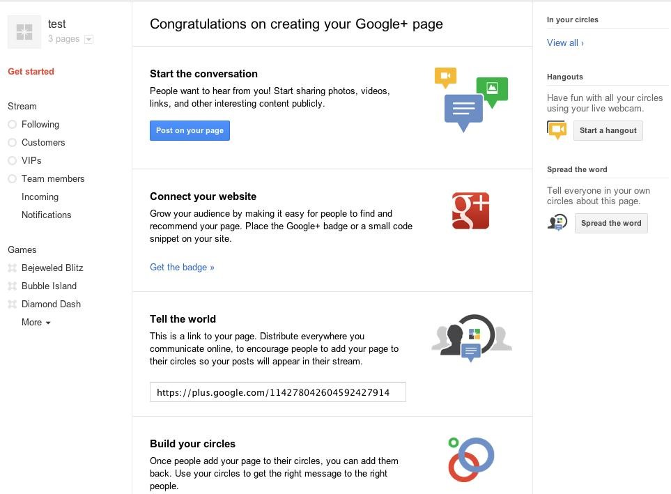 How to Make the Most of Your Google+ Page