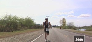 Use a race belt to improve your triathlon