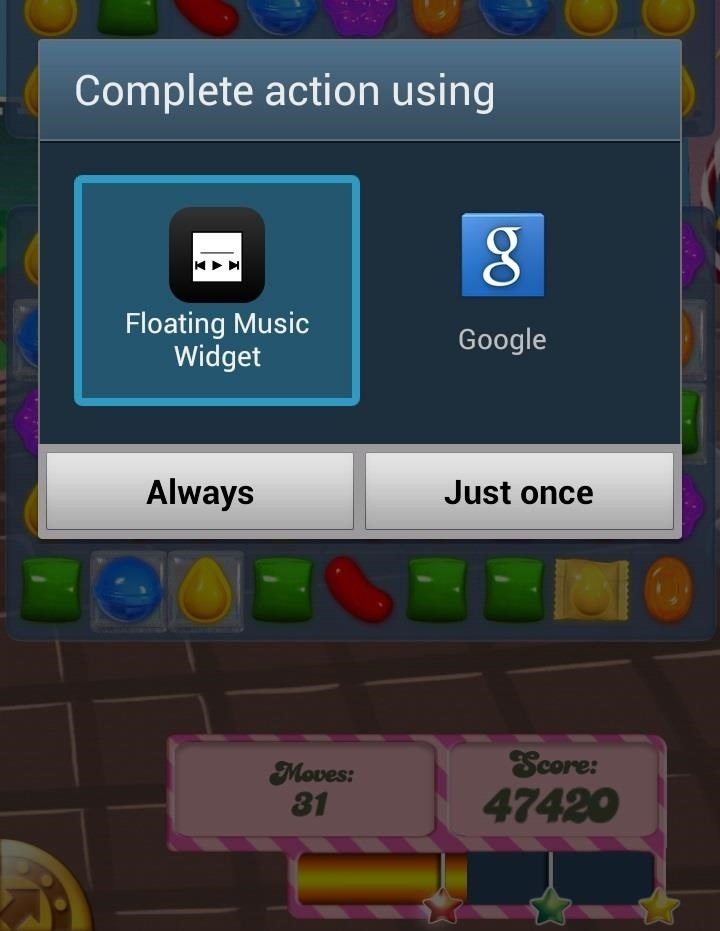How to Play & Control Music from Anywhere Using This Floating Widget on Your Samsung Galaxy Note 2