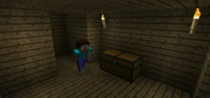 Hide Your Chests in Minecraft