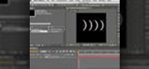 Design an audio waves animation with After Effects