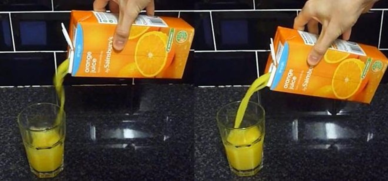 Stop Glugging Liquids from Cartons for Smooth, Spill-Free Pouring