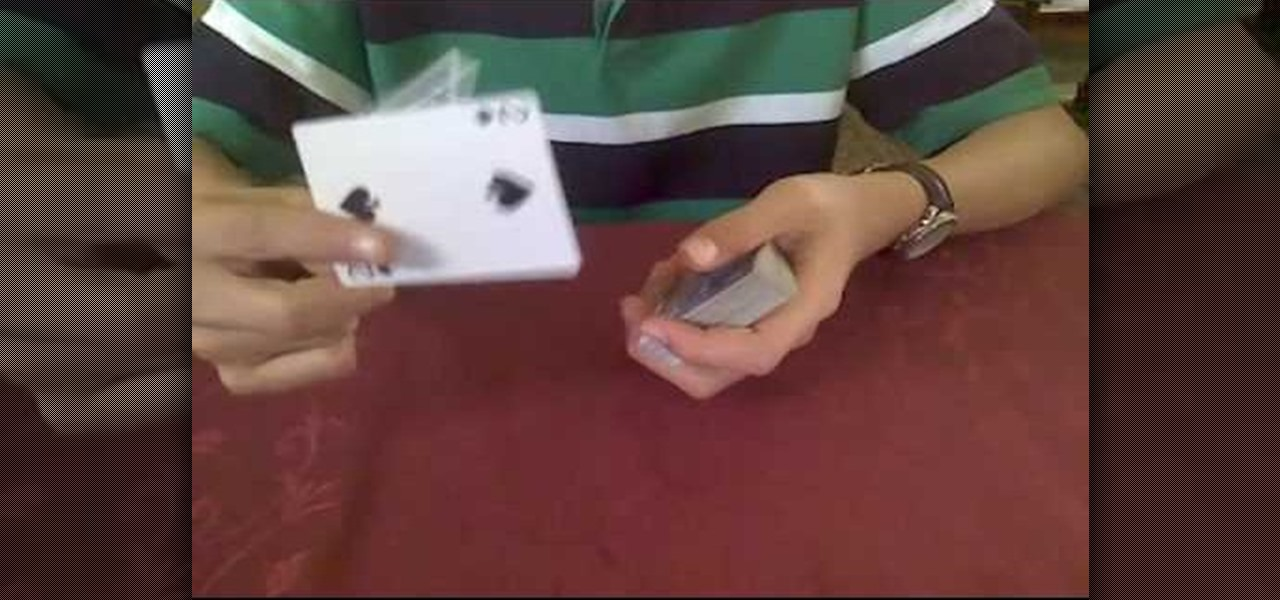 """how to perform the """"snap change"""" card trick « card tricks"""