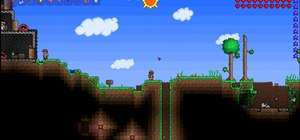 Get the new armor in Terraria 1.0.5