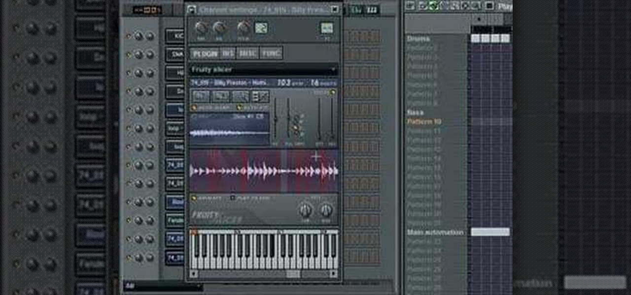 How to Loop instrument samples in FL Studio « FL Studio :: WonderHowTo
