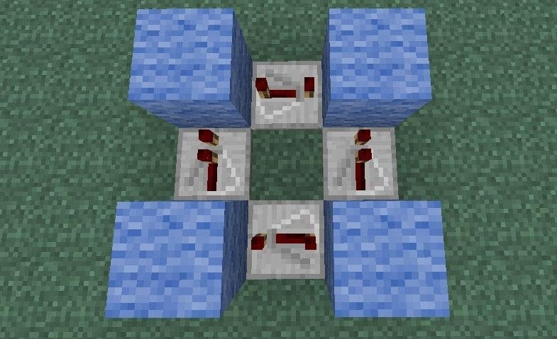 How to Make and Use ABBA Switches to Turn Your Redstone Around