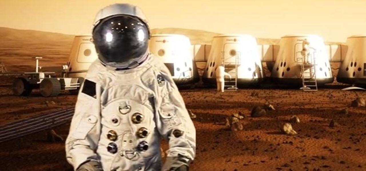 Tired of Earth? Mars One Is Now Accepting Applications to Live Over 38 Million Miles Away