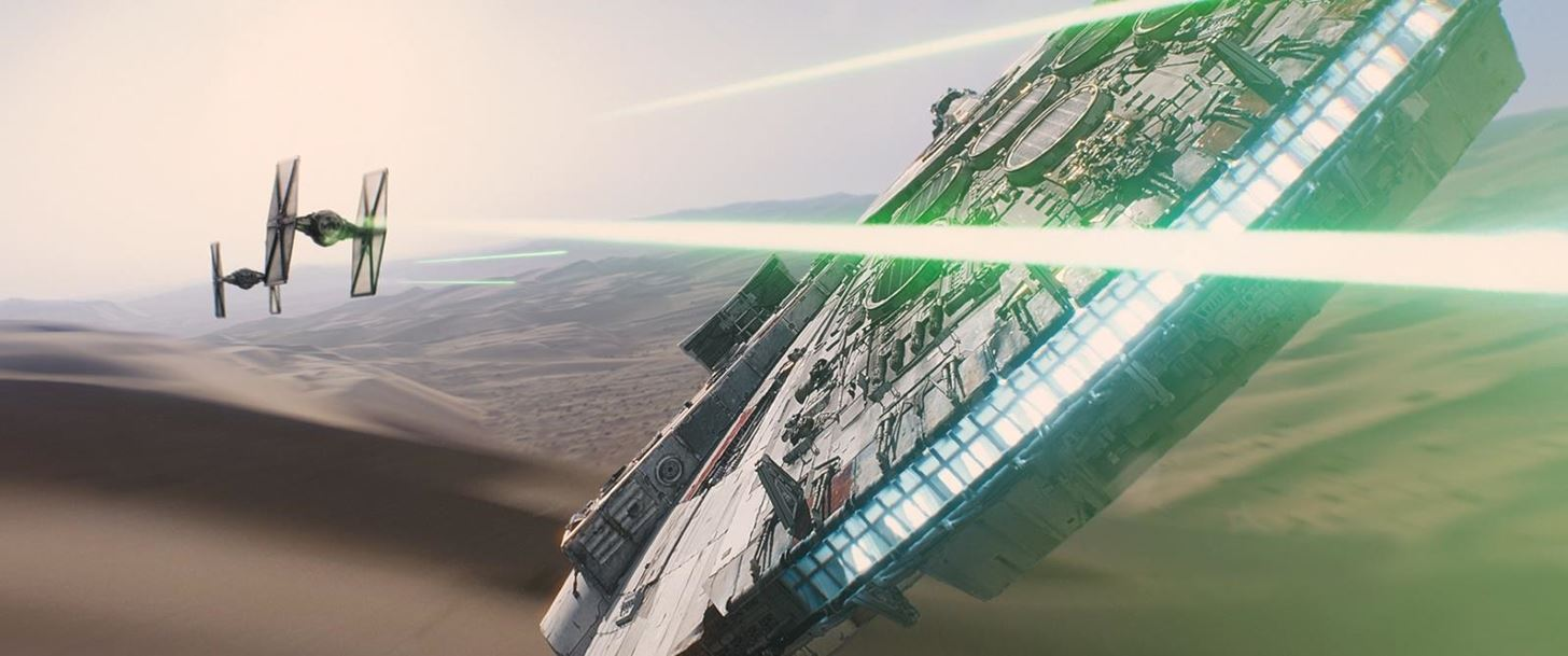 You Can Already Preorder 'Star Wars: The Force Awakens'