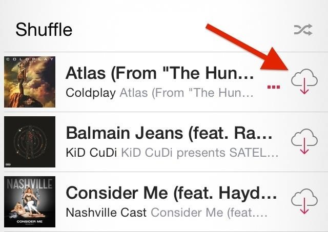 """How to Delete """"Phantom"""" iCloud Songs on Your iPhone"""