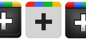 Participate in Google+ Usability Study, Update iOS Google+ App, & More