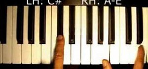 """Play """"With All I Am"""" by Hillsong on piano"""
