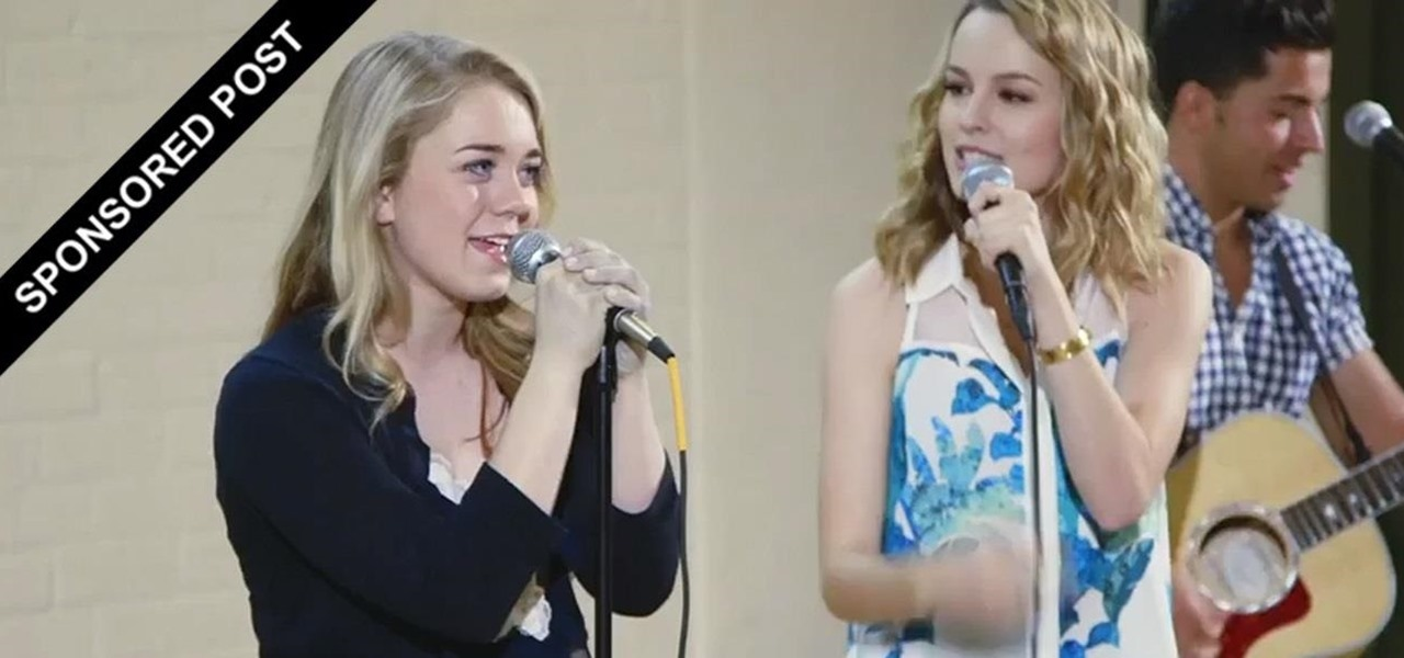 How to Make a Difference with Bridgit Mendler & Katie (Sponsored)