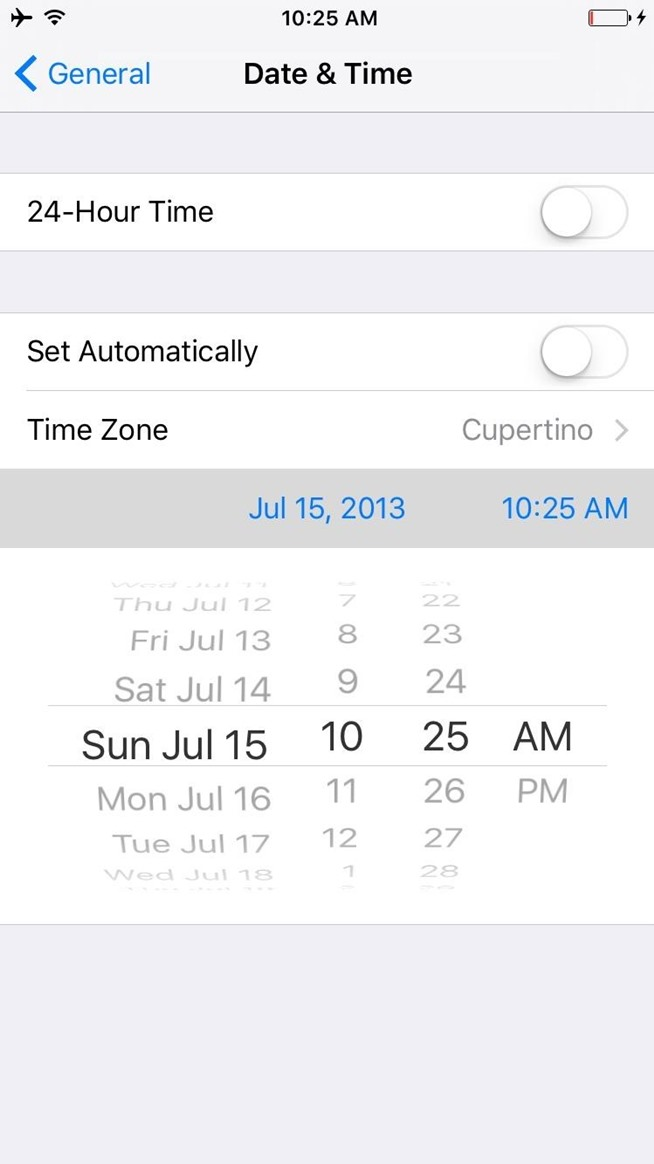 Major Bug Alert: iPhones & iPads Unrecoverably Bricked by Setting a Bad Date