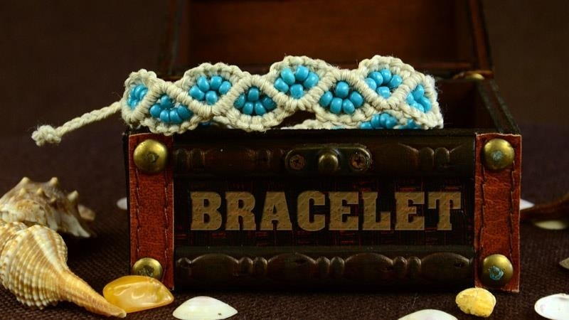 How to WavyLeaks Bracelet