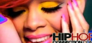"Create Rihanna's punky neon makeup look from ""Who's That Chick?"""