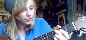 """Play """"Mona Lisa (When the World Comes Down)"""" on guitar"""