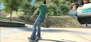 """Find all the """"Own the Spots"""" challenge in Skate 3"""