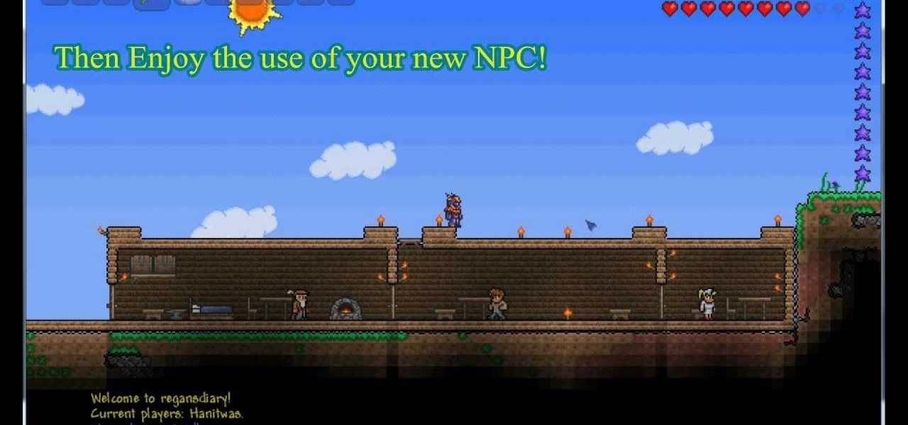 Terraria npc house ideas npcs can be quite helpful in