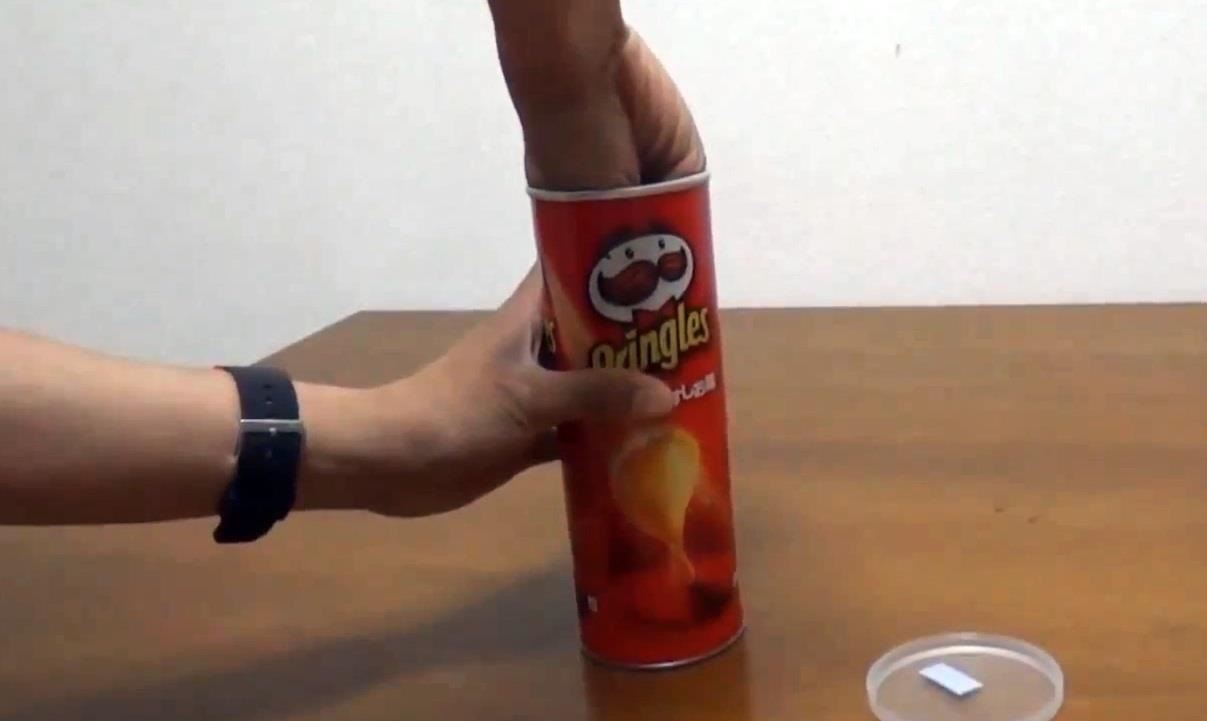 Back Of Pringles Can