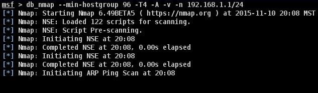 How to Do a Simple NMAP Scan on Armatige