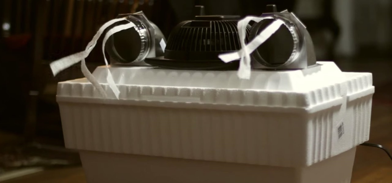 How To: Beat the Heat with an $8 Homemade Air Conditioner