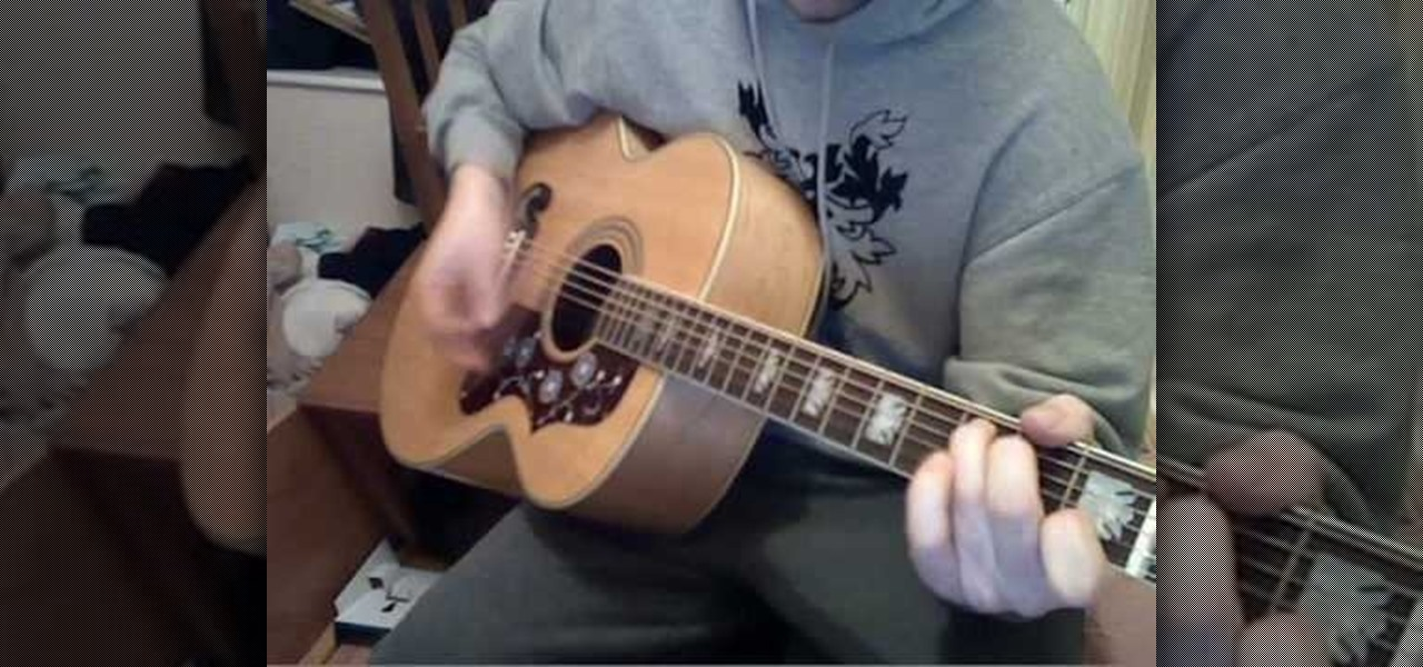 How To Play Times Like These By Foo Fighters On Guitar Acoustic