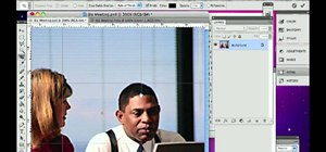 Crop an image in Adobe Photoshop CS4 or CS5