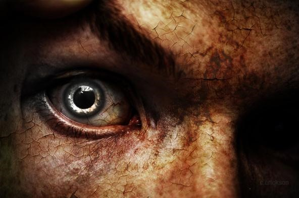 Horror Photography Challenge: The Stare