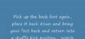 C-Walk the shuffle stomp