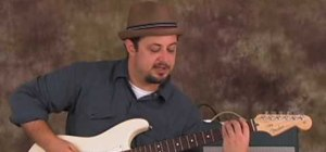 Play the minor pentatonic and move the scale up and down the neck on guitar