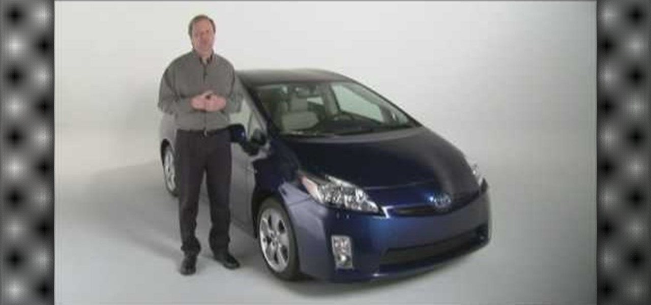 How To Use Diffe Drive Modes In The 2010 Toyota Prius Driving Safety Wonderhowto
