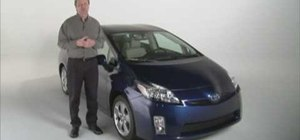 Use different drive modes in the 2010 Toyota Prius