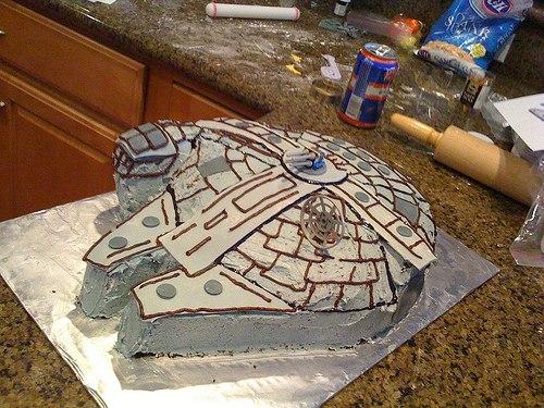 Our Star Wars Wedding Cake Ideas