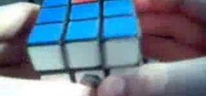 Solve a Rubik's Cube, when you just can't solve it