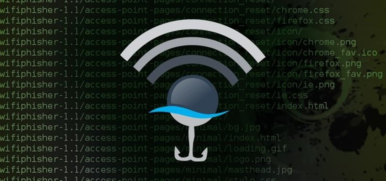 How to Hack Wi-Fi: Get Anyone's Wi-Fi Password Without Cracking Using Wifiphisher