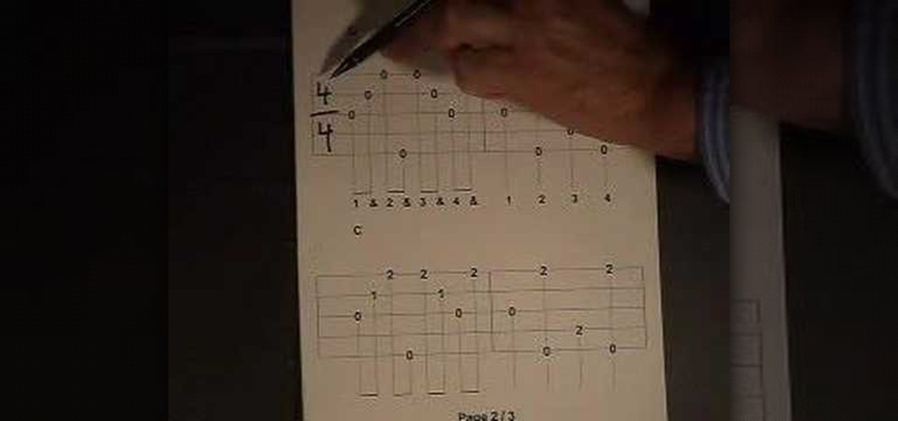 How to Read tablature for the banjo u00ab Banjo :: WonderHowTo