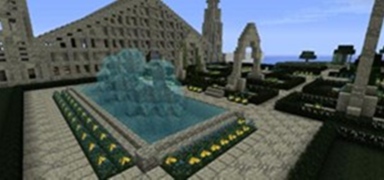 Techniques for creating architecture in minecraft minecraft wonderhowto - Minecraft and architecture ...