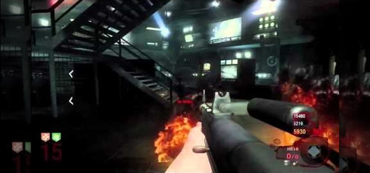 How To Easily Reach Level 21 On The Map Five In Black Ops Zombies