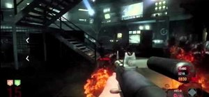 Easily reach level 21 on the map Five in Black Ops Zombies