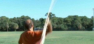 Make an atlatl deadly dart shooter
