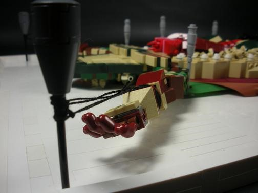 Dissecting a Frog With LEGOs