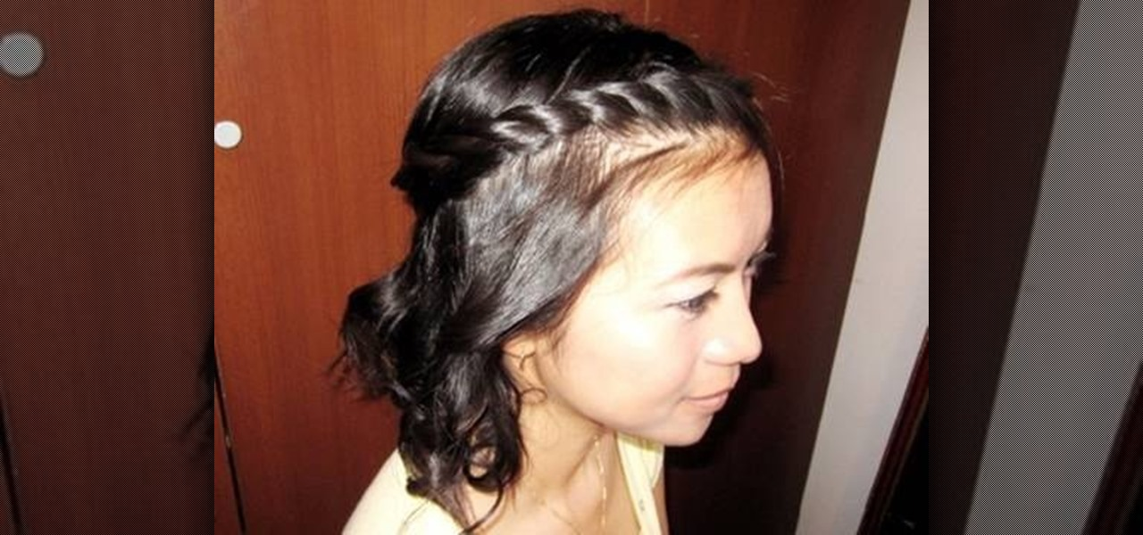 French rope braid